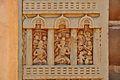 Heavenly Scene - East Face - North Pillar - East Gateway - Stupa 1 - Sanchi Hill 2013-02-21 4428.JPG