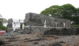 Kahaluu Bay - Image: Helani Church Kahaluu