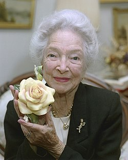 Helen Hayes MacArthur and Rose Award in 1990s.jpg