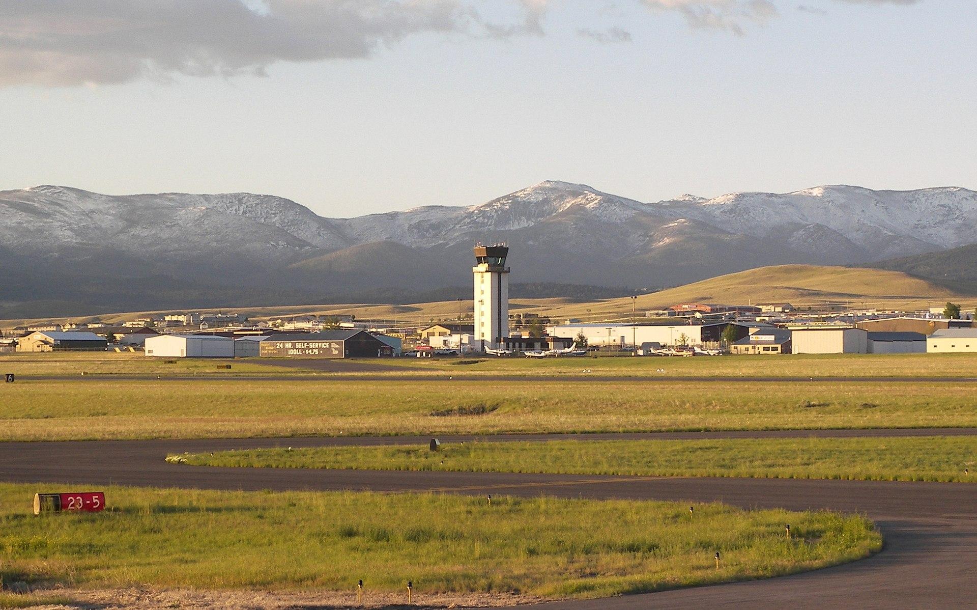 Letiště Helena – Wikipedie