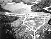 Henderson Field - Guadalcanal - 11 April 1943