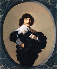 Portrait of Jean Fontaine (1608-1668)