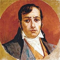 Retrato de Joachim Lebreton