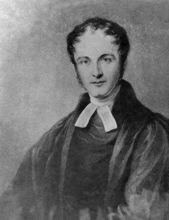 Henry Francis Lyte - Rev. Henry Francis Lyte