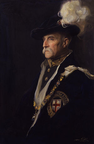 Henry Petty-Fitzmaurice, 5th Marquess of Lansdowne - The Marquess of Lansdowne by Philip Alexius de László