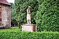 Hermsdorf (Oberlausitz), the war memorial.jpg