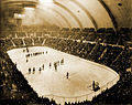 Hershey Sports Arena 1937 Bears hockey.jpg