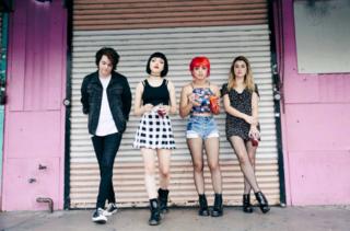 Hey Violet Rock Band