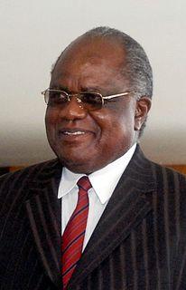 Hifikepunye Pohamba 2nd president of Namibia