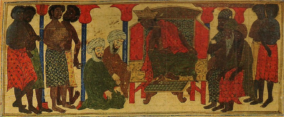 Hijra Abyssinia (Rashid ad-Din)