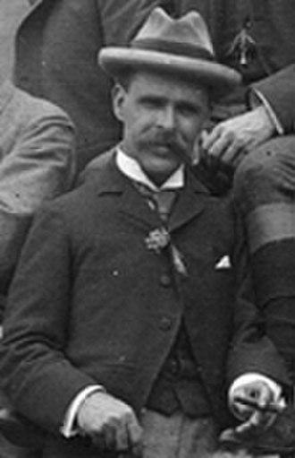 Robert T. Hill - Hill in 1897