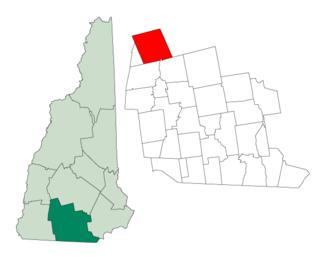 Hillsborough, New Hampshire Town in New Hampshire, United States