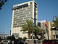 Hilton Hotel Downtown Houston TX - panoramio.jpg