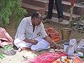 Hindu Priest - Baduria 2012-02-24 2375.JPG