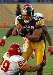 Hines ward football player