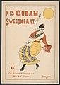 His Cuban sweetheart by Col. Richard H. Savage and Mrs. A.C. Gunter - Archie Gunn, 95. LCCN2014649612.jpg