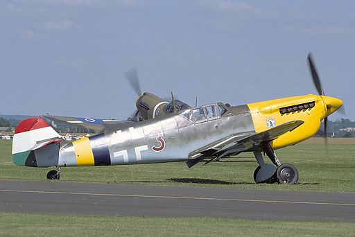 Hispano HA-1112-M1L Buchon AN2207102