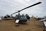 Historic Aviation Memorial Museum August 2018 17 (Bell UH-1H Iroquois).jpg