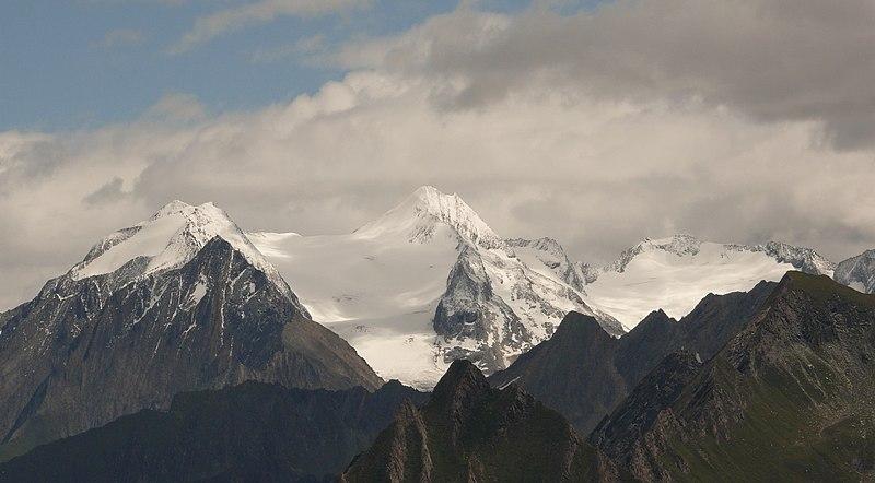 17.1 Alpy Zillertalskie
