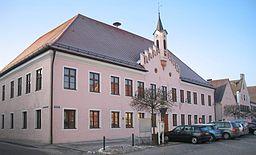 Hohenwart Rathaus