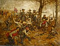 Holding the Line at All Hazards by William Gilbert Gaul.jpg