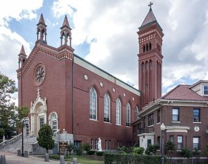 Holy Ghost Church, Providence, Rhode Island - Holy Ghost Church