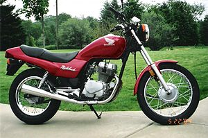 Honda Nighthawk 250 Wikipedia