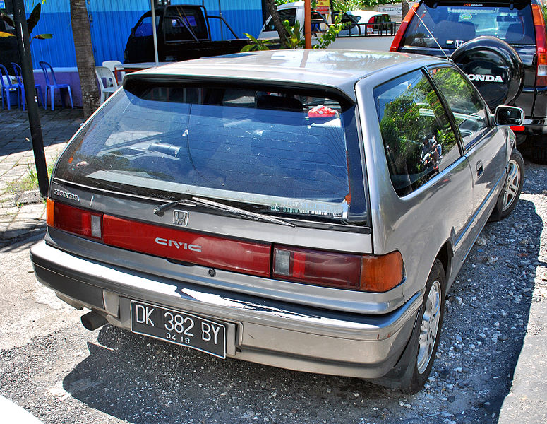 Image Result For Honda Civic Bali