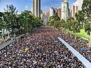 2019–20 Hong Kong protests Pro-democracy demonstrations and other civil disobedience