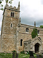 Honington Church of St Wilfrid, Lincolnshire, England.jpg