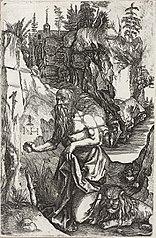 Pokutujący święty Hieronim