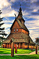 Hopperstad Stave Church Replica 5 Moorhead Minnesota.jpg