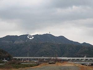 Gōtsu, Shimane - Hoshitaka Mountain