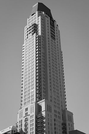 Lucien Lagrange - Waldorf Astoria Chicago, completed in 2010