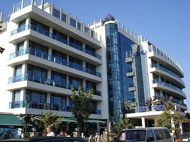 Отель Китен Бич, Болгария.JPG