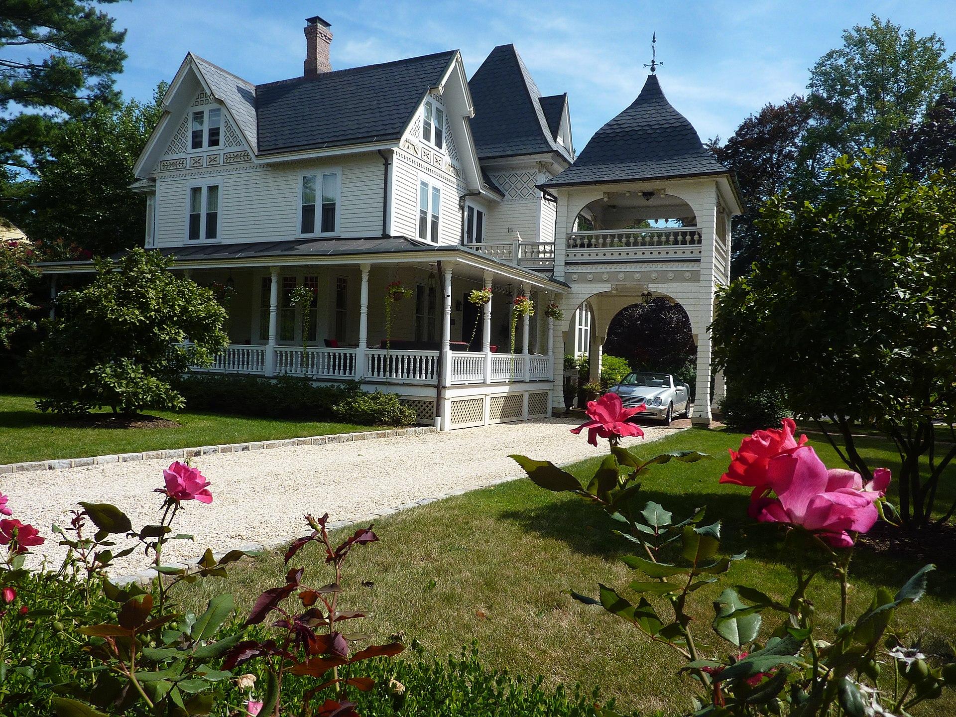 House At 207 Carpenter Avenue Wikipedia