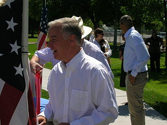 Howard Dean - Dean at a Democratic Party event in Pocatello, Idaho, August 2007