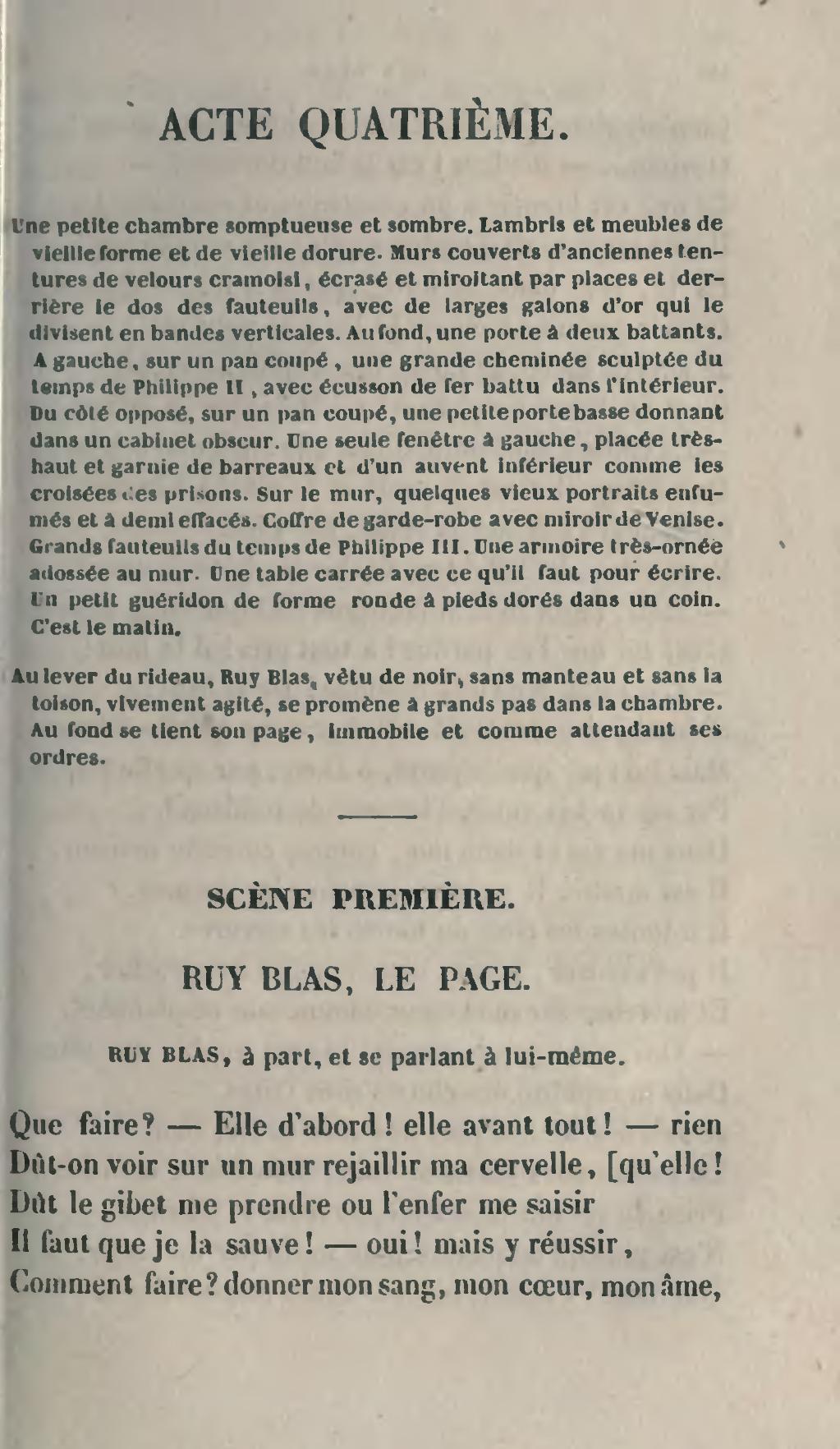 Page Hugo Ruy Blas Edition 1839 Djvu 155 Wikisource