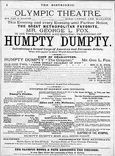American pantomime