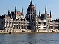 Hungarian Parliament Building from across the Danube, 2013 Budapest (494) (12824060355).jpg