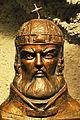 Hungary-2545 - Bust of St. Stephen (7814474008).jpg