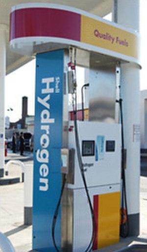 Fuel dispenser - Hydrogen station pump