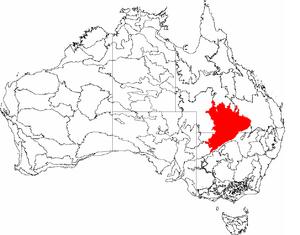 Mulga Lands - Image: IBRA 6.1 Mulga Lands