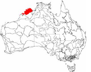 Northern Kimberley Region in Western Australia