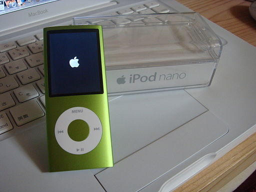 IPod nano 4th generation