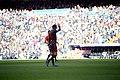 Iago Aspas en el Estadio Santiago Bernabéu.JPG