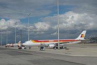 EC-LUB - A333 - Iberia