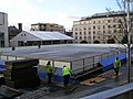 Ice Rink under construction - Millennium Square - geograph.org.uk - 651922.jpg