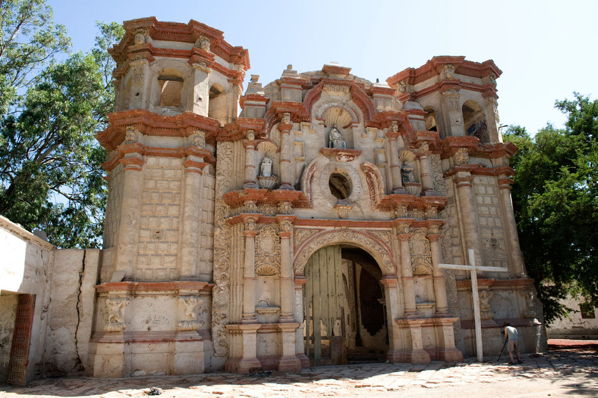 Iglesia de San Javier ...