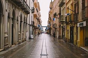 Iglesias, Sardinia - Corso Matteotti